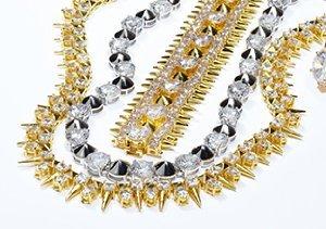 nOir Jewelry: Spikes & Studs