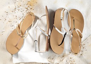 Flat Out Fabulous: Sandals Up To 75% Off