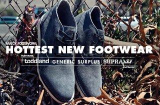 Footwear Sale: Buy One, Get One Free