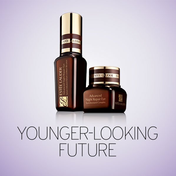 YOUNGER-LOOKING FUTURE