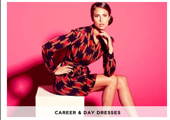 Career And Day Dresses
