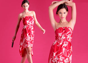 Dresses featuring Mesmera