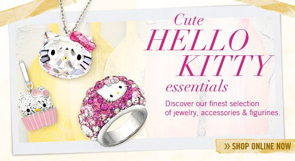 Cute Hello Kitty essentials