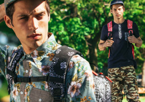 Shop Pattern Play: Camo & Floral