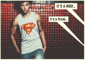 Shop Man of Steel: Superman Tees