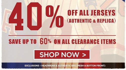 40-60% off -- Shop Now