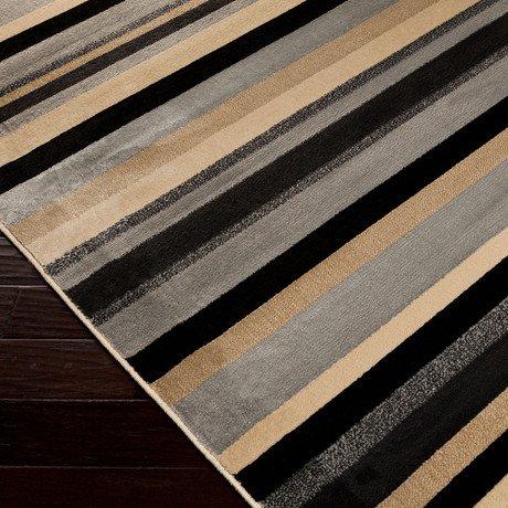 Paramount // Black Olive, Gray, Parchment, Desert Sand