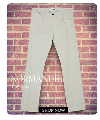 Normandie - Grey Moss