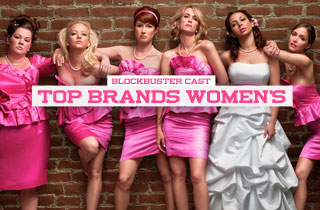 Top Brands Womens