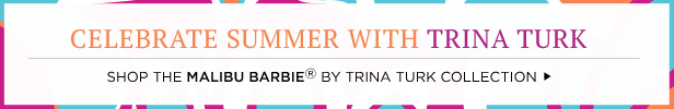 Celebrate Summer With Trina Turk | Shop the Malibu Barbie By Trina Turk Collection