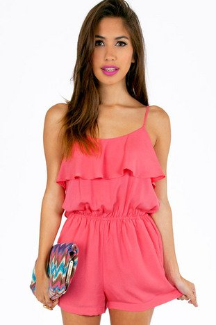 HAVE A WONDRUFFLE DAY ROMPER 40