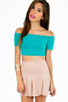 BASIC INSTINCTS CROP TOP 19