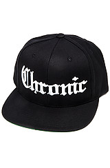 The Chronic Snapback in Black