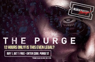 The Purge: Buy 1, Get 1 Free