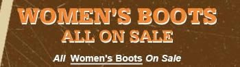 Shop All Womens Boots On Sale