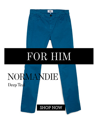 Normandie - Deep Teal