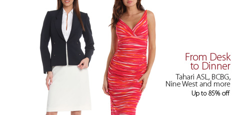 Designer Suits and Dresses