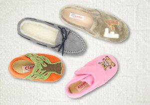 Cozy & Comfy: Kids' Slippers