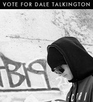 Vote for Dale Talkington