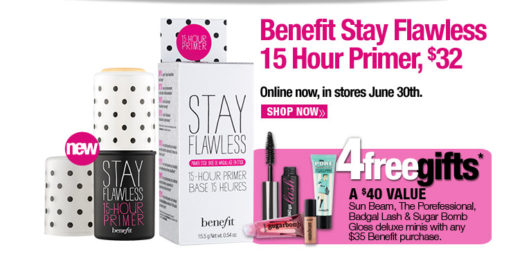 Benefit Stay Flawless 15 Hour Primer, $32