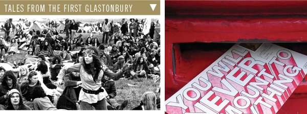Tales From The First Glastonbury