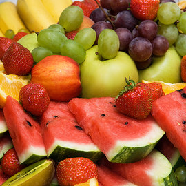 Summer Fruit: Entertaining