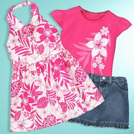 Style Her Pretty: Girls' Apparel