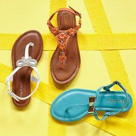Kick-Start Summer: Girls' Shoes