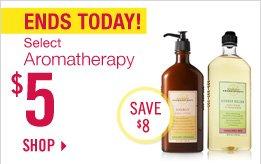 Select Aromatherapy – $5