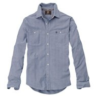 Earthkeepers® Long Sleeve Chambray Shirt