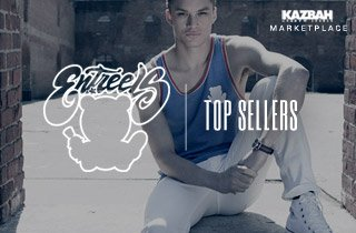 Marketplace: Entree Top Sellers