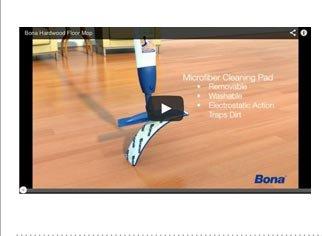 Bona® Hardwood Floor Mop