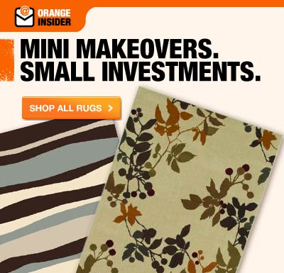 MINI MAKEOVERS. SMALL INVESTMENTS.