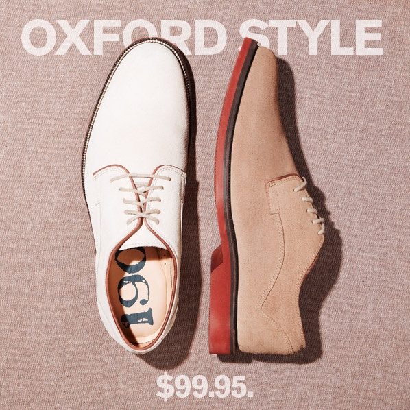 OXFORD STYLE $99.95