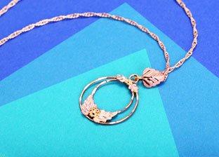 Black Hills Gold Jewelry