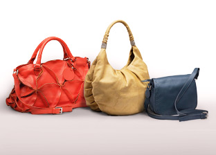German Made Handbags by Burgmeister