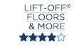 LIFT-OFF® FLOORS & MORE