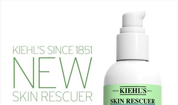 KIEHL'S SINCE 1851 NEW SKIN RESCUER