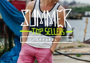 Shop Summer's Top Sellers: Apparel