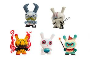 Shop New Toys ft. Kidrobot Dunny '13