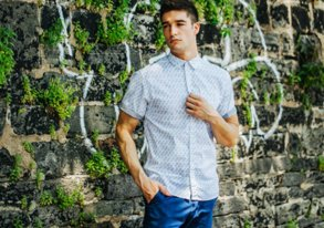 Shop Summer Staples: S/S Wovens & Chinos