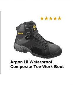 Argon Hi Waterproof Composite Toe Work Boot