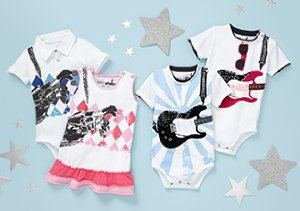 $8 & Up: Styles for Baby