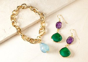 Captivating & Colorful: Gemstones