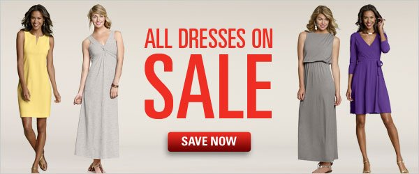 Save Now on Summer Dresses