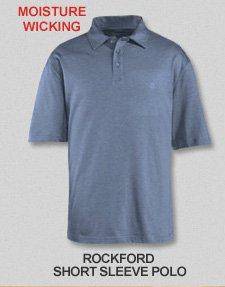Rockford Short Sleeve Polo