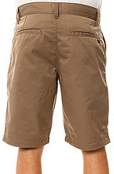 The Weekender Shorts in Dark Khaki