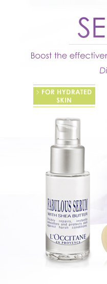 For Hydrated SKin