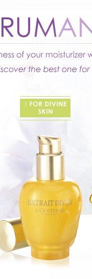 For Divine Skin