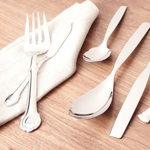 Stock the Flatware Drawer: From Formal to Casual